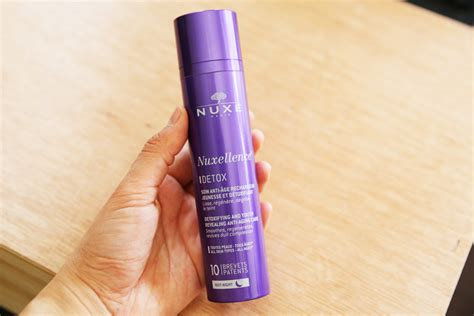 How To Use Nuxe Nuxellence Detox by Nuxe Nuxelllence Detox Pre Serum