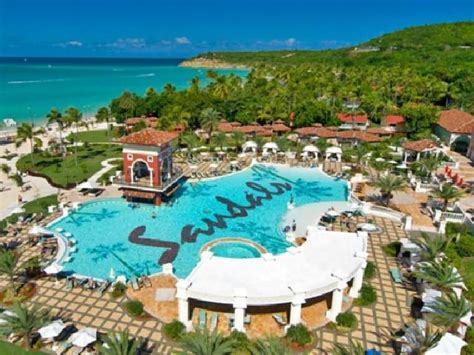 sandals resort antigua antigua a beautiful place to get married on