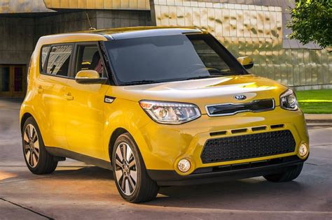 Kia Soul Specs 2015 Used 2015 Kia Soul For Sale Pricing Features Edmunds