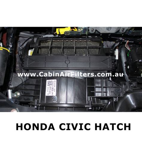 Honda Civic Cabin Filter by Cabin Air Filters Honda Civic Hatch Cabin Air Filter