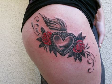 heart color tattoo color tattoos best tats
