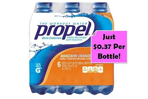 propel powder coupons