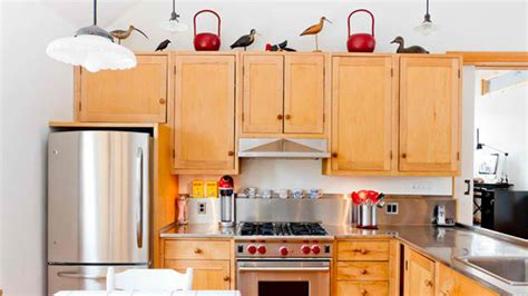 kitchen top cabinets how to decorate the top of kitchen cabinets home design