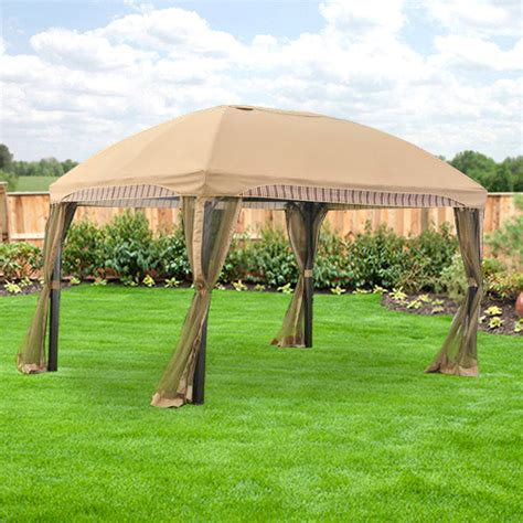 Backyard Creations Steel Roof Gazebo Backyard Creations Gazebo Replacement Parts 2017 2018