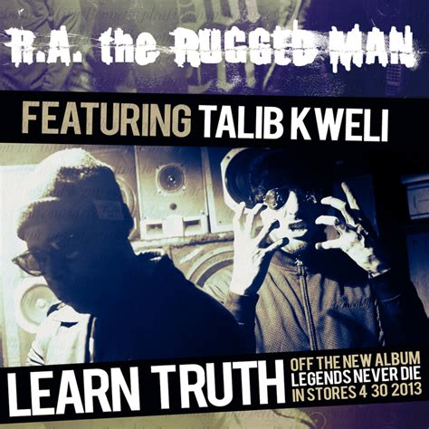 Ra The Rugged Album by R A The Rugged Quot Learn Quot Feat Talib Kweli