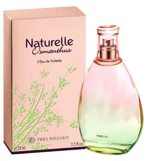 naturelle osmanthus yves rocher perfume a new fragrance