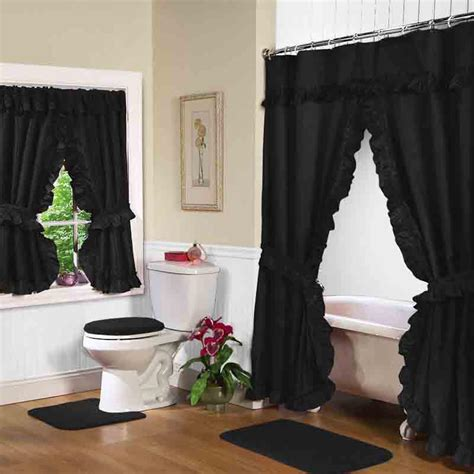 kitchen swag curtains valance window treatments design ideas double swag shower curtains with valance window