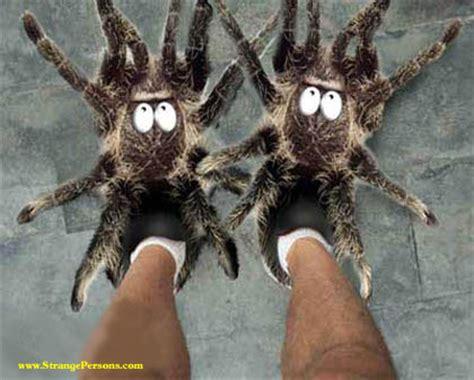 scary spider slippers scary spider slippers
