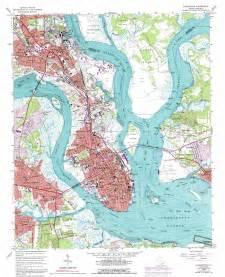 charleston carolina map charleston topographic map sc usgs topo 32079g8