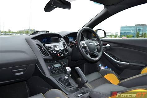 Ford Focus 2014 Interior by 2014 Ford Focus St Interior Forcegt