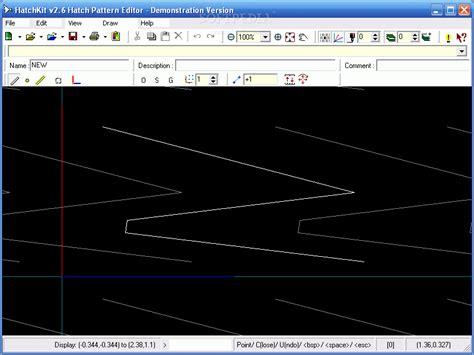 pattern generator autocad hatchkit download