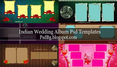 Wedding Album Templates India by Psd Indian Wedding Album Templates Luckystudio4u