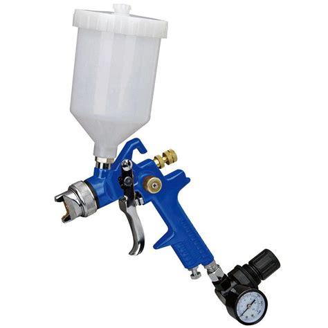 home depot paint sprayer gun speedway 20 oz gravity feed paint spray gun 45993 the