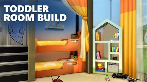 Bedroom Ideas Girls the sims 4 room building quadruplets toddler bedroom