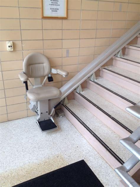 mediequip elite indoor straight rail stair lift