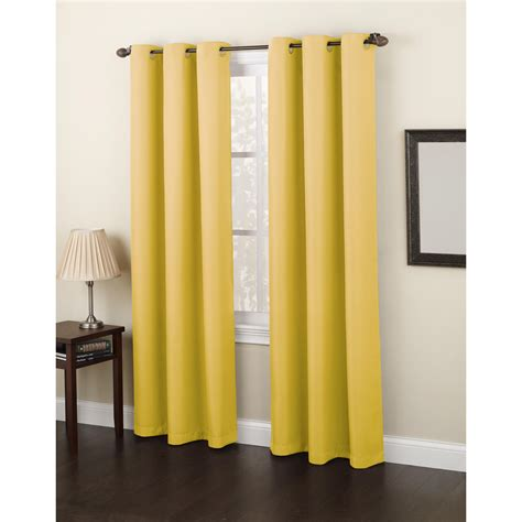 sears panel curtains colormate summit window curtain panel living room