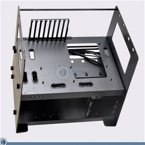 Pc Power Supply To Bench Power Supply Lian Li Announces The Pc T80 Test Bench Oc3d News