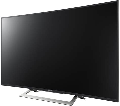 Tv Led Curved sony bravia kd50sd8005bu smart 4k ultra hd hdr 50 quot curved led tv deals pc world