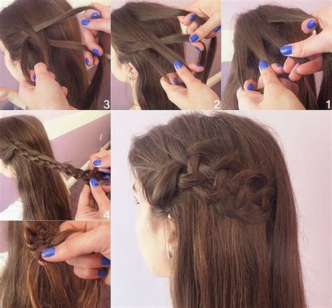 step by step written instructions for braids french braid tutorial fashion style photos kfoods com