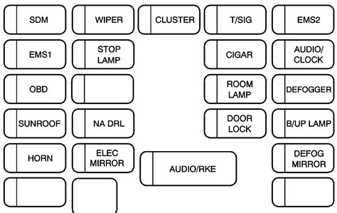 2002 vw beetle fuse box diagram wiring diagram with