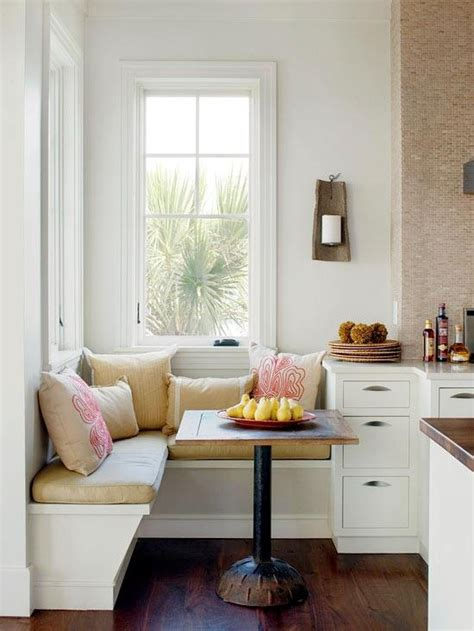 Kitchen Nook | theme design 11 ideas to decorate breakfast nook house