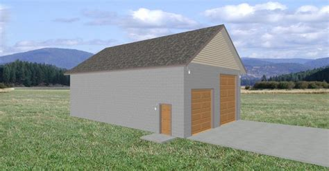 block garage plans garage plan custom 32 x 50 x 14 block rv garage plans rv