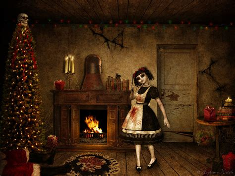imagenes goticas tetricas felices fiestas tetricas t b taringa