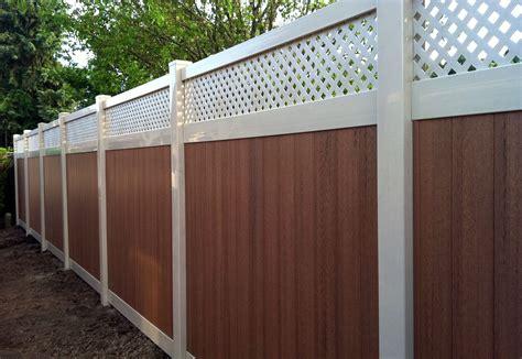 Tall Trellis Deck Installer Deck And Fence Construction Blog