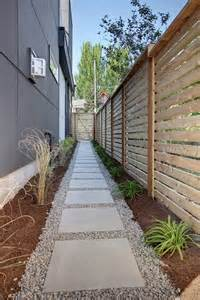 Eichler House 17 Best Ideas About Wooden Fence On Pinterest Backyard