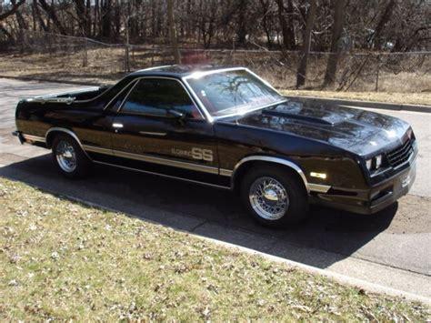 Choo Choo El Camino by X 1984 El Camino Choo Choo For Sale Chevrolet El Camino