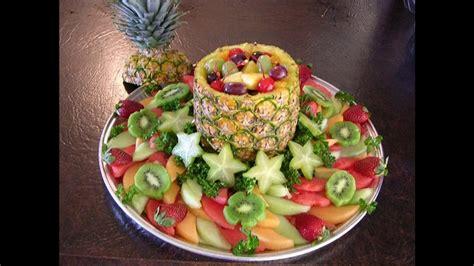 fruit tray ideas creative fruit tray decoration ideas
