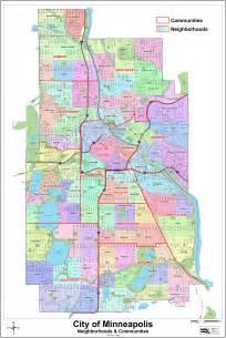 map of neighborhoods map of mpls neighborhoods minneapolis