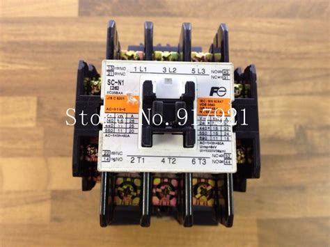 Contactor Fuji Sc N1 buy wholesale fuji contactor from china fuji