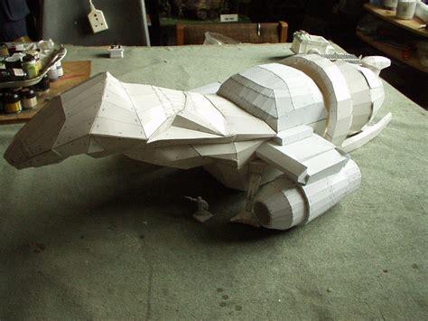 Serenity Papercraft - tanks trolls