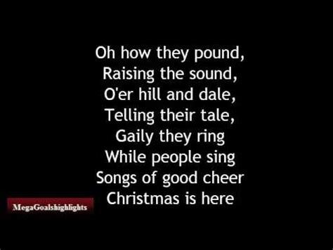 carol of the bells christmas song quot lyrics quot youtube