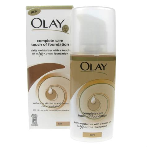Olay Foundation olay complete care touch of foundation moisturiser enlarged preview