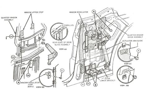 window regulator diagram 24 wiring diagram images