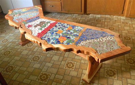 mosaic bench california mosaic bench how to mosaic