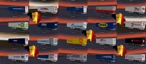 trailer pack narko 1 22 x amp 1 23 x ets 2 mods   euro