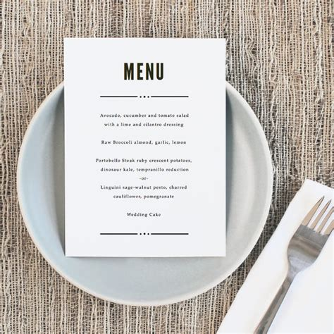 wedding menu design templates wedding menu template 31 in pdf psd word