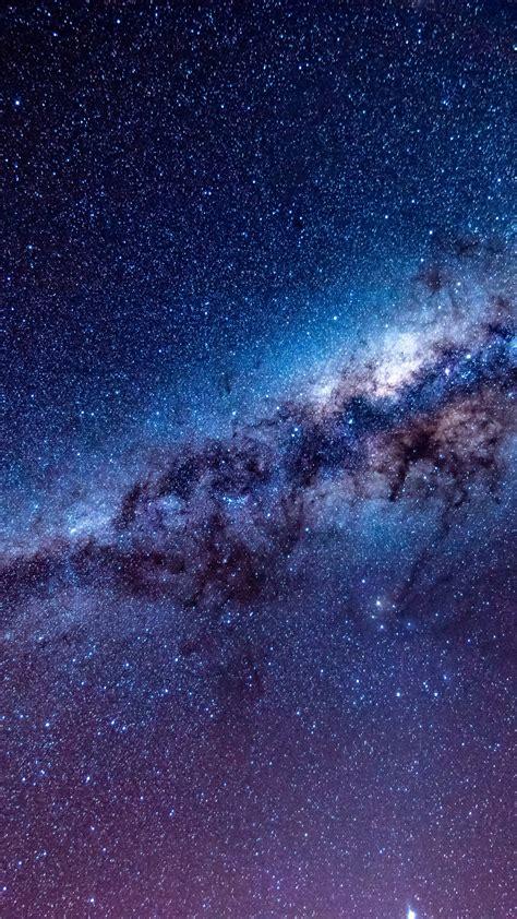 wallpaper starry sky milky  night sky  space
