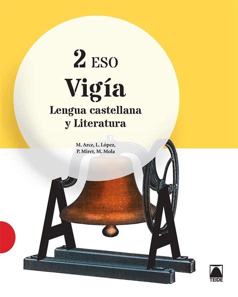 viga lengua castellana 2eso lengua castellana y literatura viga 2 eso ed 2015 arce lasso merc miret puig pau