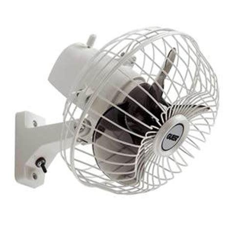 12 volt oscillating fan guest fixed mount oscillating fan 12v west marine