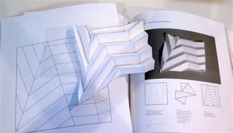 Paper Folds Graphic Design - book review folding techniques for designers by paul