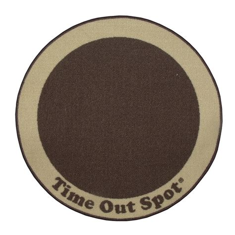 time out rug child to cherish time out spot rug brand new ebay