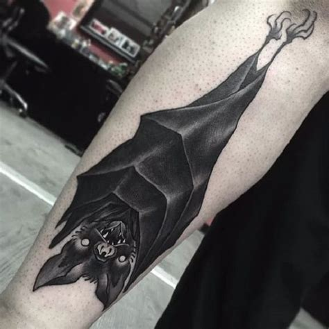 50 bat tattoo designs nenuno creative