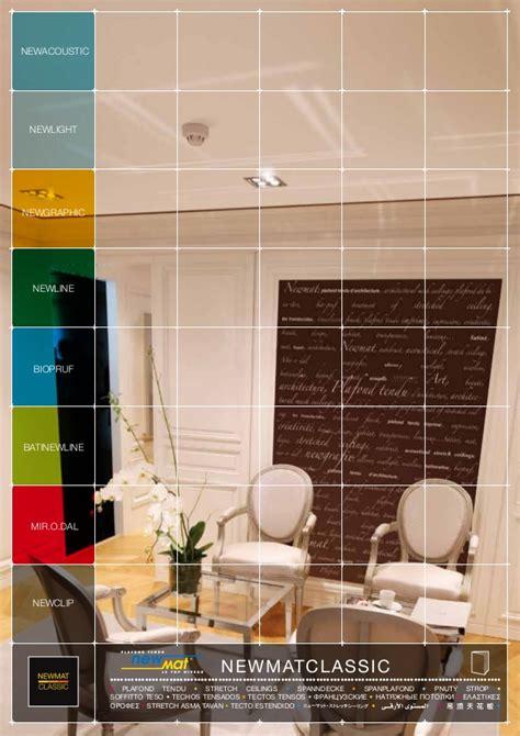 Newmat Plafond Tendu by Morosini Plafond Tendu Newmat Classic