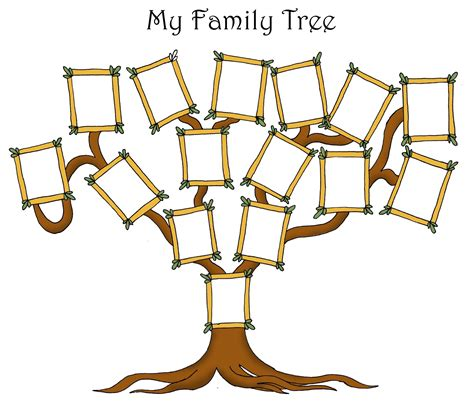 family tree template free editable family tree template daily roabox daily