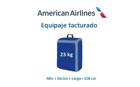 cuanto es el tope maximo permitido para pagar a un medidas maletas american airlines medidasmaletas 2018