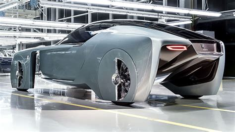 roll royce future car this driverless rolls royce is the future of luxury